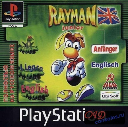 Rayman Junior: English