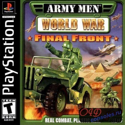 Army Men World War: Final Front