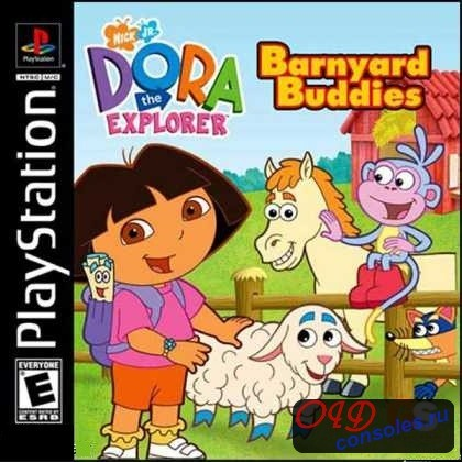 Dora the Explorer: Barnyard Buddies